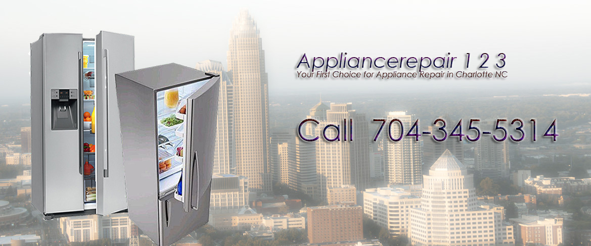 Appliance repair Charlotte NC