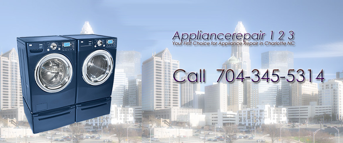 Appliance service repair Charlotte NC